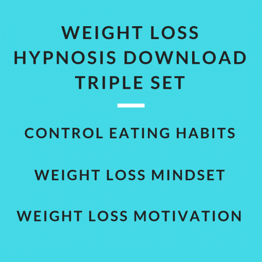 weight loss hypnosis triple downloads