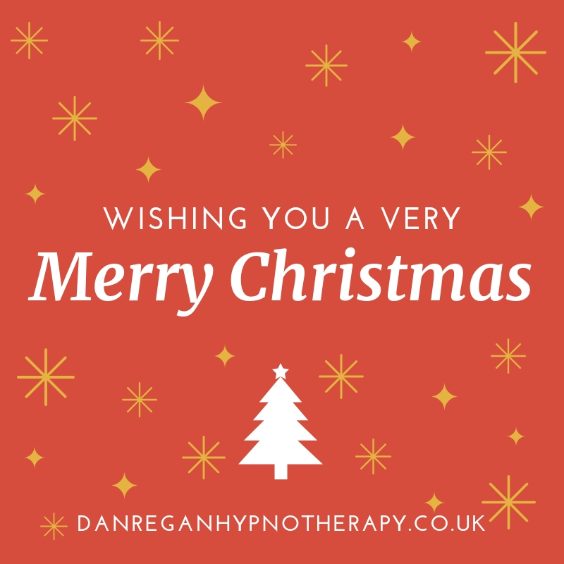 2018 merry christmas dan regan hypnotherapy ely