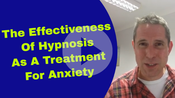 Effectiveness Of Hypnosis As A Treatment For Anxiety