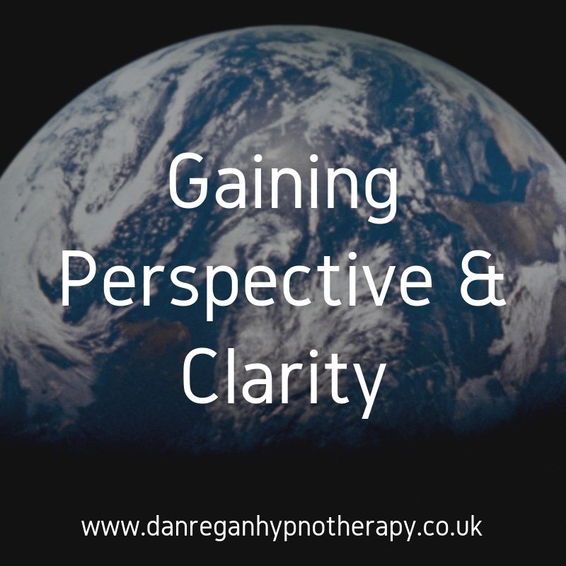 Gaining Perspective hypnotherapy ely newmarket