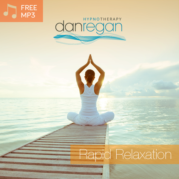 Rapid Relaxation hypnosis mp3 dan regan hypnotherapy