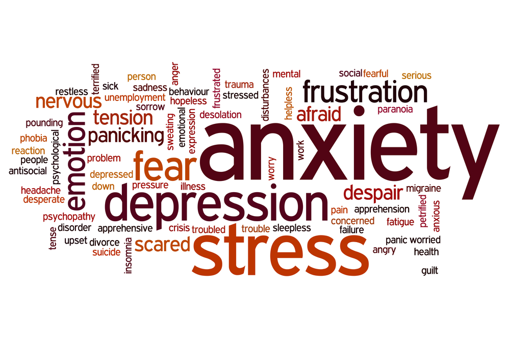 anxiety depression mental health ely