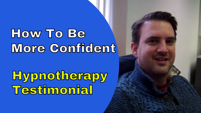 confidence hypnotherapy how to be more confident marc