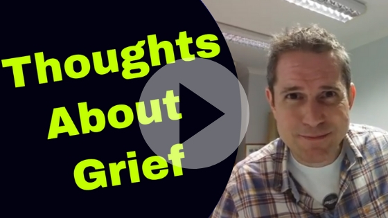 dealing with grief dan regan hypnotherapy vlog