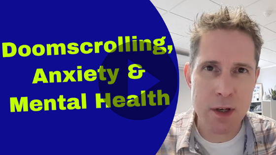 doomscrolling anxiety mental health hypnotherapy in ely