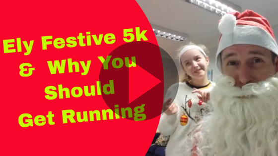 ely festive 5k why you should get running dan regan hypnotherapy