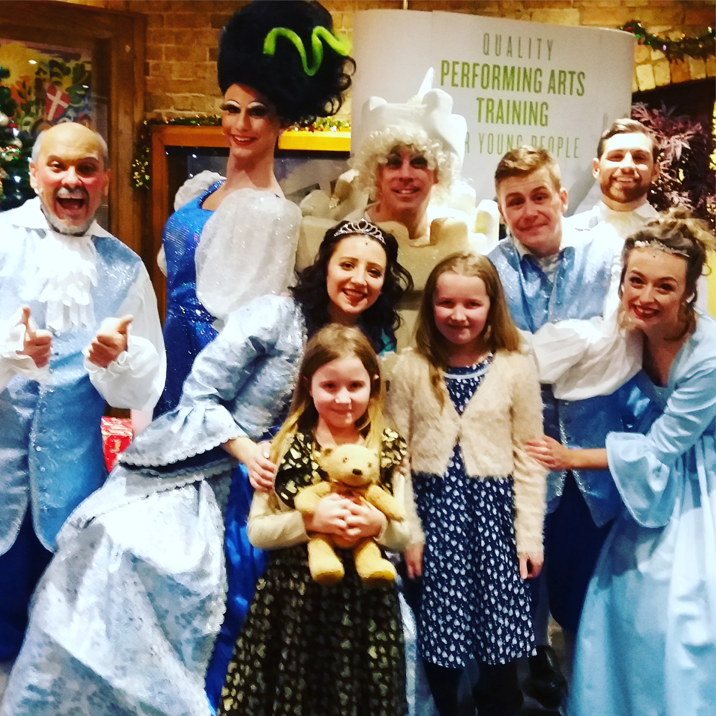 ely panto 2017