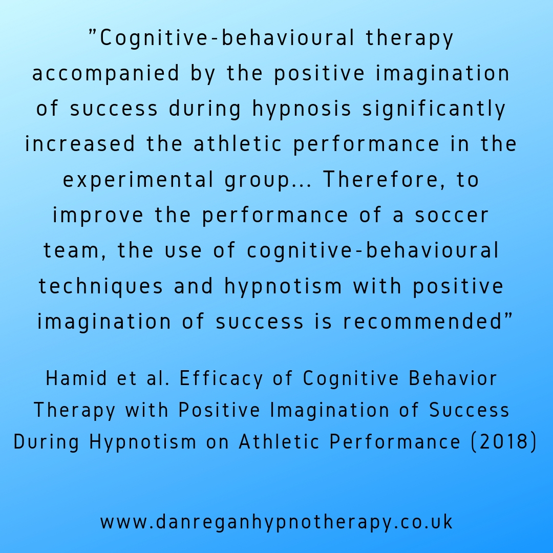 Sports Psychology: The Impact of Hypnosis on Athletic