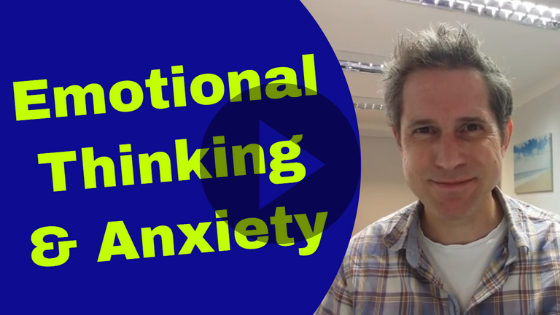 emotional thinking anxiety hypnotherapy ely