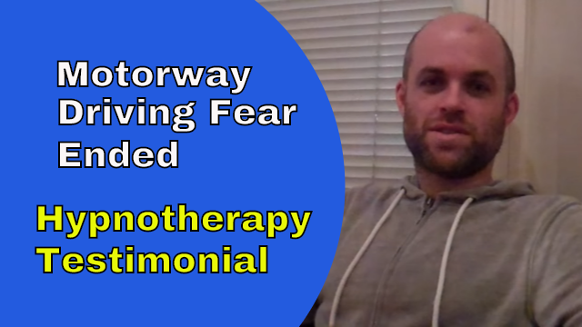ending driving fear hypnotherapy in ely