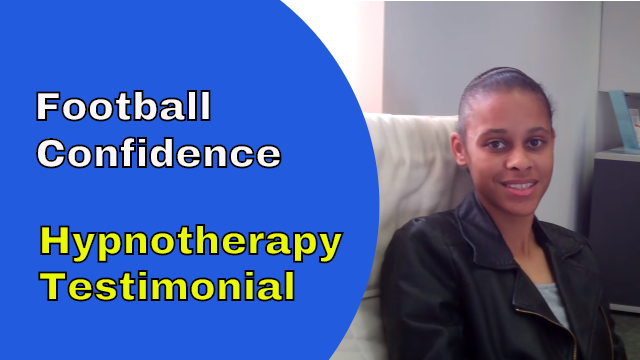 football confidence hypnotherapy in ely laura