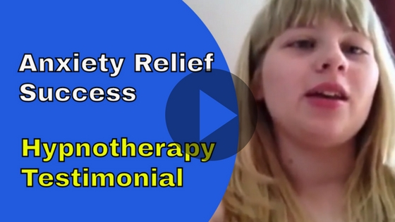 how to deal with Anxiety client hypnotherapy review