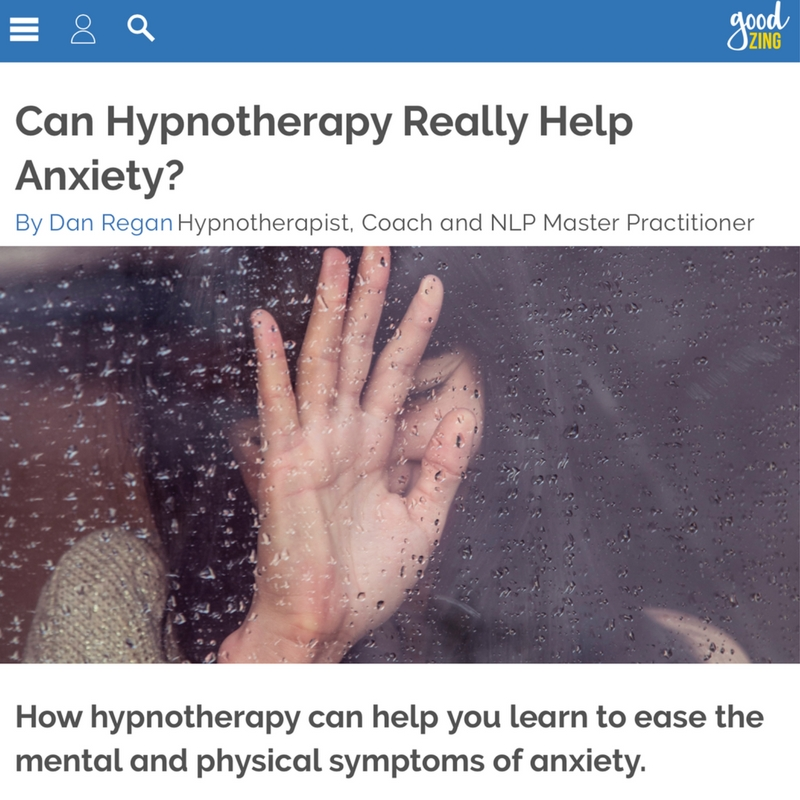 hypnotherapy for anxiety ely good zing article