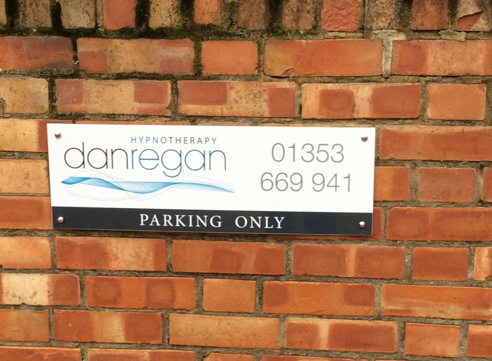 hypnotherapy in ely parking
