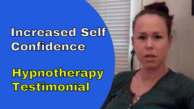 increased self belief and self confidence hypnotherapy in ely testimonial