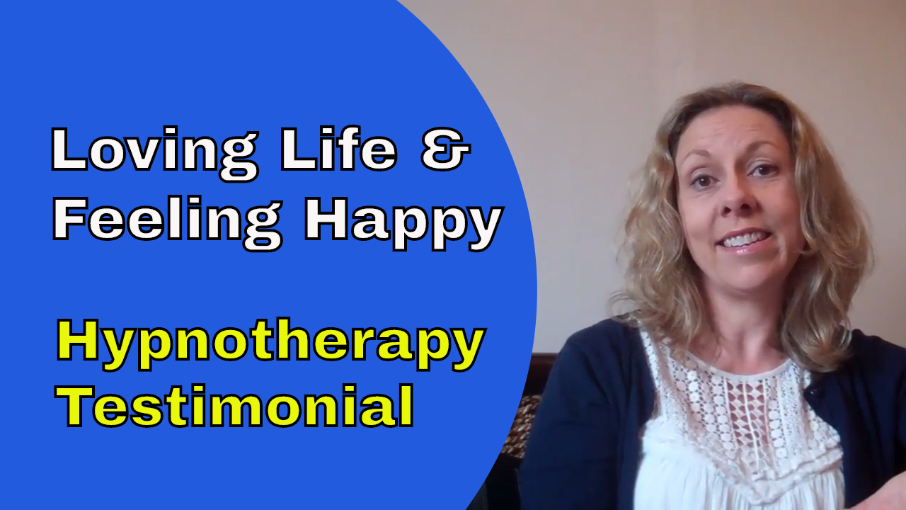 loving life and feeling happy hypnotherapy ely newmarket Skype