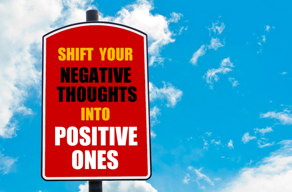 negative thoughts to positive thinking hypnotherapy ely