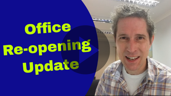 office reopening update hypnotherapy in ely