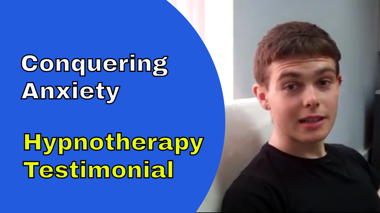 overcoming anxiety hypnotherapy dan regan hypnotherapy ely