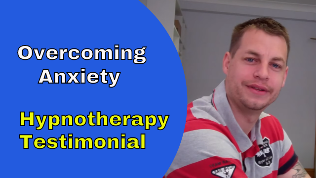 overcoming anxiety hypnotherapy in Ely testimonial Bret