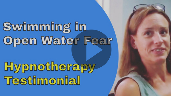 overcoming fear of swimming hypnotherapy testimonial