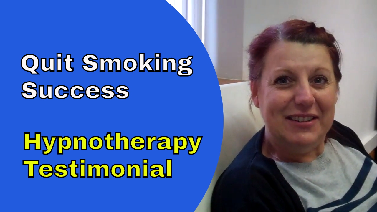 quitting smoking testimonial hypnotherapy ely newmarket