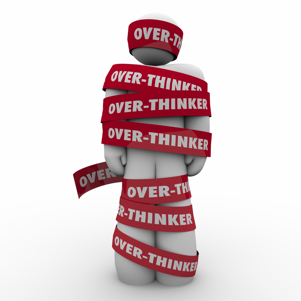 stop overthinking anxiety hypnotherapy in ely