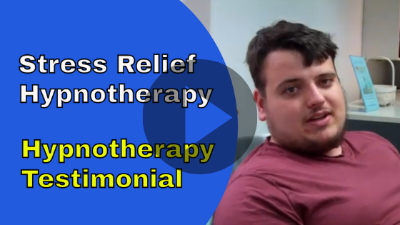 stress relief testimonial stress management hypnotherapy