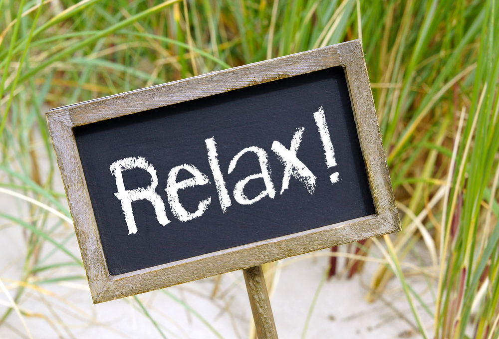 anxiety buster learn to relax